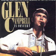 FREE US SHIP. on ANY 2 CDs! NEW CD Glen Campbell: In Concert Import
