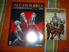 NEMROD N°0 + CARTOLINA -STAR COMICS- NUOVO E IMBUSTATO!