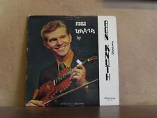RON KNUTH, FIDDLE FAVORITES - STONEWAY LP STY-116