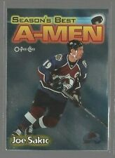 1999-00 O-Pee-Chee A-Men #AM5 Joe Sakic (ref 70138)