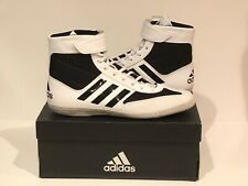 Adidas Combat Speed 5 'Black & White' (Size: 9.5, Ac7501)