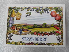 30 pack of Strawberry wine labels