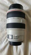 Canon EF70-300mm F4-5.6L IS USM lens