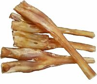 Beef Tendon 7-9 inches Beef Stick Chews for Dogs (10 or 25 Count)