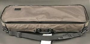 Gewa Geba Violin Case Strato Oblong Square Lightweight Brown