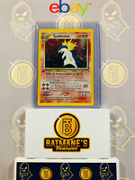 Typhlosion 18/111 1st Edition LP/NM Near Mint Neo Genesis Rare Holo Pokemon Card