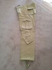 "Mens  ""Match&Stick"" Pants Cargo Long Tan Sz. 42 NWOT"