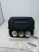 OEM RADIO 2015 MAZDA MIATA AM/FM/CD NH18669R0A