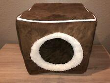 New listing Petmaker Cozy Cave Bed Cat Cube