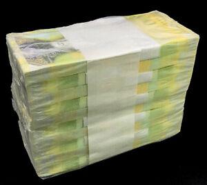 Venezuela 2017 Bolivares 100,000 1000 Pcs NEW UNC Cool Brick Rare Banknotes