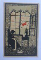 Rotes Kreuz  Patriotik  Frauen Verband, 1915  ♥ (64627)