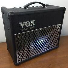 VOX Valavtronics Guitar Amp 12AX7 Vacuum Tube AD15VT Clean No Damage
