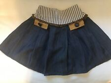 Persnickety Girls Jean Skirt Size 6