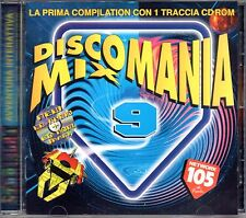 Discomania Mix 9   Cd 1995  NM/NM  RTI Music ‎– RTI 1099-2