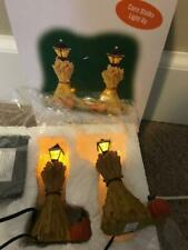 Department 56 Halloween Corn Stalk Lanterns #800025