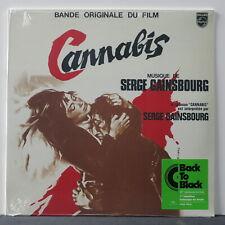 SERGE GAINSBOURG 'Cannabis' 180g Vinyl LP NEW/SEALED