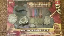 Pirates of the Caribbean At Worlds End Buried Treasure Kit - NEW
