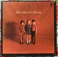 PETER PAUL & MOMMY by Peter Paul & Mary Childrens Songs Reel to Reel 3.75ips