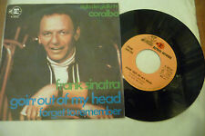 "FRANK SINATRA"" GOIN OUT OF MY HEAD-disco 45 giri REPRISE It 1969"" SIGLA TV"