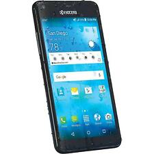 AT&T Prepaid Kyocero Hydro Shore Smartphone C6742A (6407A) - Black™