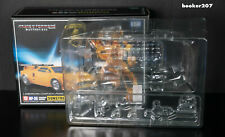 Transformers Masterpiece Sunstreaker Packaging - Box and Insert Only - NOT A KO