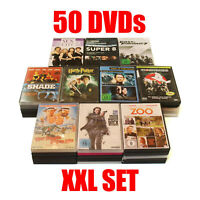 50 DVDs zum Top Preis! XXL Sammlung, Konvolut, Filme, Blockbuster, Serien, ...