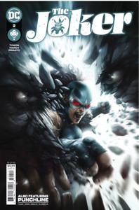 DC Comics The Joker 2 - 2nd Print (2021) 1st App Bane's Daughter New