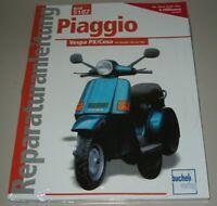 Reparaturanleitung Piaggio Vespa PX 80 125 150 200 + Cosa 1959 - 1998 Buch Neu!