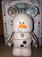 """Olaf 3"""" Vinylmation Figurines Frozen Series Queen Elsa Anna Snowman"""