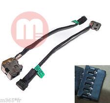 DC power jack connecteur alimentation  10 pins HP Pavilion DV7 -7000 DV6-7000