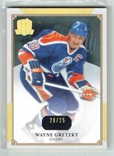13-14 UD The Cup  Wayne Gretzky  /25  Gold Spectrum  HOF