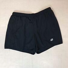Roadrunner Sports Velocity Men's Shorts, Size Large, Black