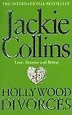 JACKIE COLLINS ___ HOLLYWOOD DIVORCES ____ BRAND NEW ___ FREEPOST UK