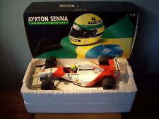 1/18 MINICHAMPS AYRTON SENNA McLAREN FORD MP4/8 1993