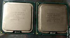 LOT OF 2 Intel Core 2 Duo E8600 3.33 GHz LGA775 Socket CPU Processor SLB9L