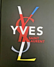 [MODE] YVES SAINT LAURENT : CATALOGUE EXPOSITION PARIS 2010 - TBE
