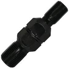 2 in 1 Zündkerzengewinde Reinigungswerkzeug M14x1.25 + M18x1.5 Gewindereiniger