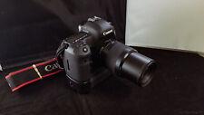 Canon 5D Mark iii DSLR Camera + 4 Lenses, Batteries, Accessories, & Bag