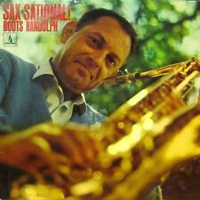 Boots Randolph(Vinyl LP)Sax-Sational!-Monument-SMO 5022-UK-VG/VG+