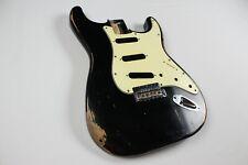 MJT Official Custom Vintage Age Nitro Guitar Body By Mark Jenny VTS Black