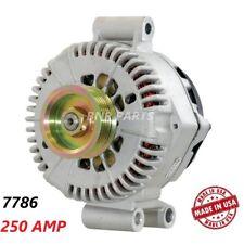 250 AMP 7786 Alternator Ford Windstar E Super Duty High Output Performance HD