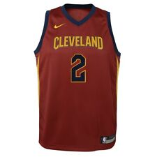 Kyrie Irving Nike Cleveland Cavaliers Icon Edition Swingman Jersey Youth Large