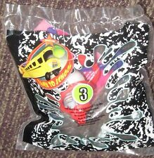 1999 Nickelodeon Back to School Burger King Toy - Spinner #3