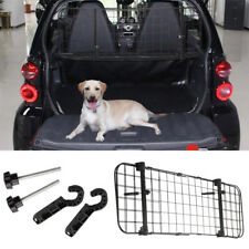 Adjustable Universal Dog Guard Car Travel Mesh Grill Pet Safety Barrier UKES