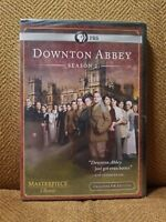 Downton Abbey: Season 2 (DVD, 3-Disc Set) New Sealed