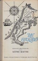 Das Fischland DARSS, ein Heimatbuch von Käthe Miethe, 1955