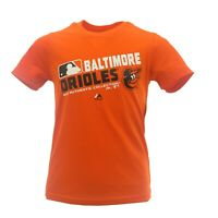 Baltimore Orioles Official MLB Apparel Kids Youth Girls Size T-Shirt New Tags