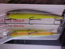 Bandit Walleye Deep Cast/Troll Lure BDTWBD2A28 for Trout/Salmon/Bass/Walleye