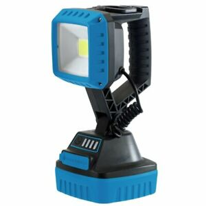Draper 90032 10W Rechargeable Worklight Blue NEW IN STOCK