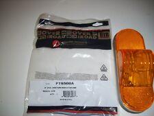 , FleetPride, Amber turn trailer light. # PT6500A, New, $.75,each Qty 30.